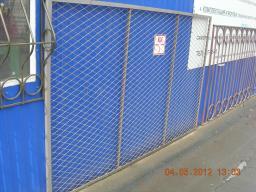 Заборные секции 2.5 х 1.5 метра из профильной трубы