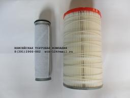 Фильтр воздушный оригинальный на погрузчик XCMG, SDLG (3т)