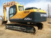 Экскаватор HYUNDAI R220LC-9, год выпуска 2010-2012