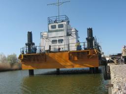 Платформа морская самоподъемная RCP. Новая