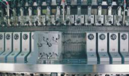Кругловязальная машина MAYER OV 2.4 SE для отработки образцов