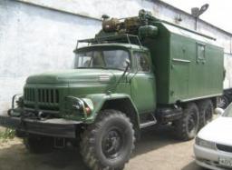 МРИВ (передвижная мастерская на базе ЗИЛ 131 с кунгом)
