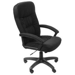 Кресло руководителя T-9908AXSN-black