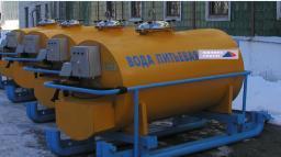 Резервуары для питьевой воды с подогревом