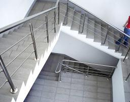 Перила, поручни и ограждения для лестниц