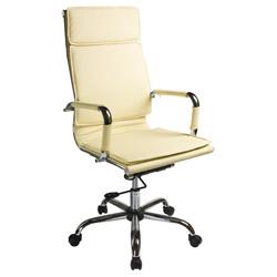 Кресло руководителя CH-993/ivory