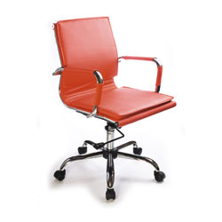 Кресло руководителя CH-993-Low/red