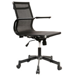 Кресло руководителя CH-997-Low/black