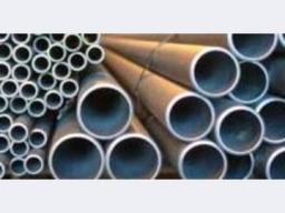 Трубы бесшовные из стали