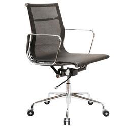 Кресло руководителя CH-996-Low/black
