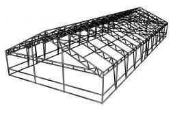 Быстровозводимые здания, ангары, склады, сооружения