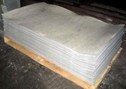 Паронит ПОН-Б 0,5-6мм лист 1000Х1500мм