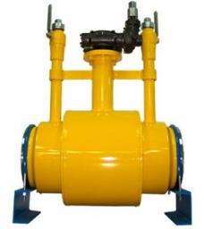 шаровой подземный газовый кран