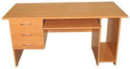 Стол компьютерный 1304х704х760 (Ф238,СФ248)