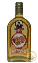 Масло грецкого ореха «Золотой орешек», 0.5 л, стекло