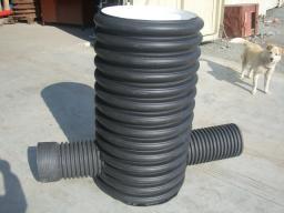 Колодец пластиковый (полиэтиленовый) 600х25х750 мм