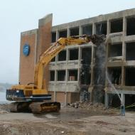 Разборка и снос зданий. Зачистка территорий