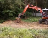 Уборка территорий Расчистка участков, валка деревьев