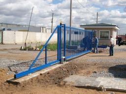 Комплектующие откатных ворот купить ролики балка рама приводы фурнитура