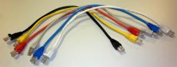 Патч-корды для соединения сетевых устройств