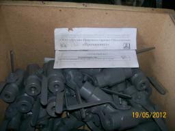 Кран шаровой муфтовый КШМ.010.160-00 (ст.09Г2С) Ду.10, Ру.160