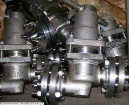 Клапан сильфонный 15нж69п (ст.08Х18Н10Т) Ду.20, 25, 32