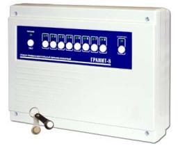 Гранит-8(USB) приемно-контрольный прибор и прибор управления охранно-пожарный