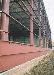 Каркас здания