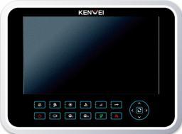 Видеодомофон KW-129C Kenwei
