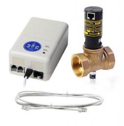 Система контроля загазованности СКЗ-КРИСТАЛЛ-1 на ВД с клапаном КПЭГ и КПЗЭ