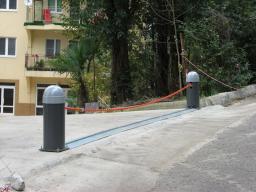 Автоматические цепные барьеры (автоматические цепи)