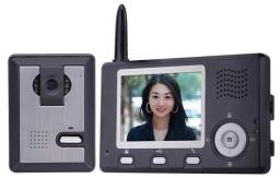 Комплект беспроводного видеодомофона SAF-WiViDoorPhone