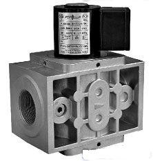 Клапаны электромагнитные ВН1½Н-1, ВН1½Н-2, ВН1½Н-3, ВН2Н-1, ВН2Н-2, ВН2Н-3 двухпозиционные муфтовые