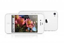 Смартфон Apple iPhone 4S 16Гб White