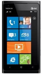 Nokia Lumia 900 Black