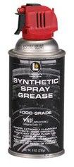 Синтетическая аэрозольная смазка Lubri-Loy Synthetic Spray Grease H1