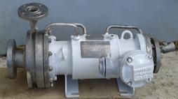 Насос ЦГ 12,5/50К-4-3 центробежный высокотемпературный взрывозащищенный Скидка 50%