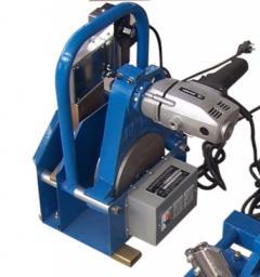 Устройство для сварки ПЭ труб встык SHDS 16050 (ручное)