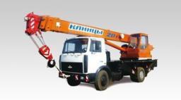 Автокраны КС-45719-5А «Клинцы» шасси МАЗ-5337 4х2