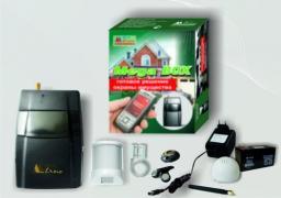 GSM-сигнализация Охранная Mega BOX