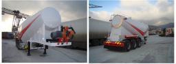 Цементовоз ADR-SB01 45куб.м