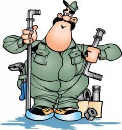 Замена труб водопровода, отопления и канализации.