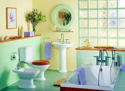 Ремонт ванных комнат в Челябинске.