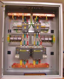 Шкаф АВР -100А 3 фазный