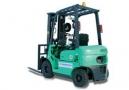 Вилочные погрузчики Dalian серия CPCD до 4 т 1,5-4,0 т Dalian Forklift Co., Ltd.