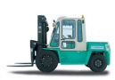 Вилочные погрузчики Dalian серия CPCD до 9 т 7,0-9,0 т Dalian Forklift Co., Ltd.