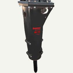 Гидромолот Hummer HB 110