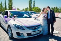 Прокат украшений на свадебное автомобиль