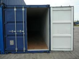 Морские контейнеры