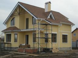 Cтроительство загородных домов